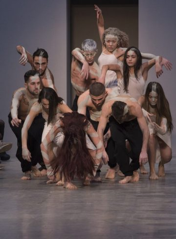 Isabel Benenato Fall 2018 Men's Fashion Show Atmosphere