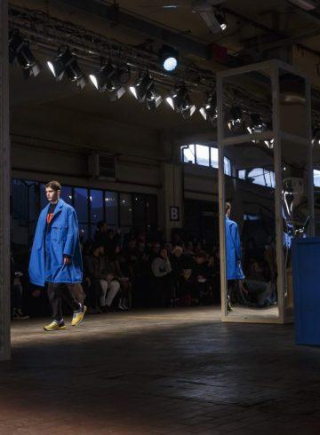Dirk Bikkembergs Fall 2018 Men's Fashion Show Atmosphere