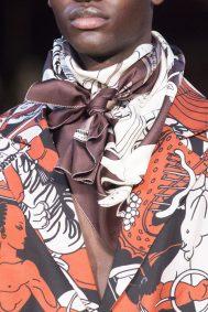 Edward Crutchley Fall 2018 Men's Fashion Show Details