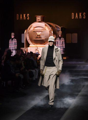 Daks Fall 2018 Men's Fashion Show Atmosphere