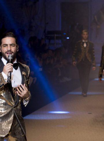 Dolce & Gabbana Fall 2018 Men's Fashion Show Atmosphere