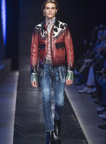 Dsquared2 Fall 2018 Fashion Show
