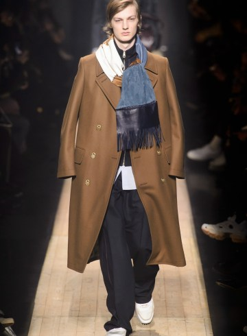 Dunhill Fall 2018 Men's Fashion Show