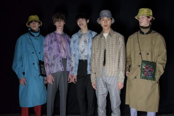 Kenzo Fall 2018 Fashion Show Backstage