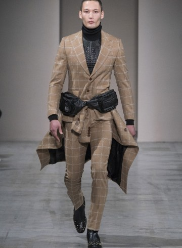 Miguel Vieira Fall 2018 Men's Fashion Show