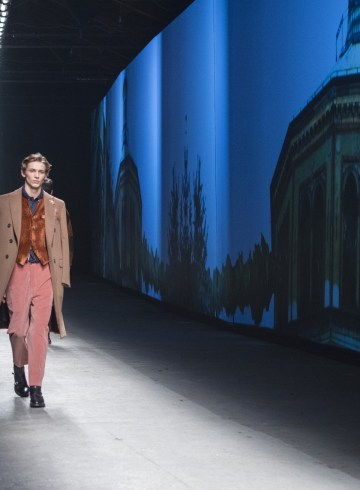Pal Zileri Fall 2018 Men's Fashion Show Atmosphere