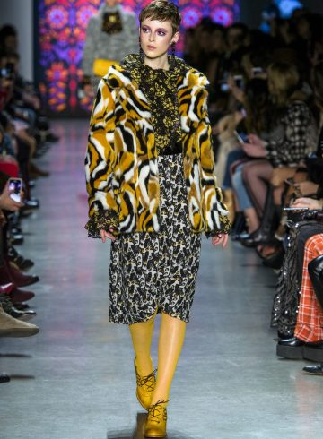 Anna Sui Fall 2018 Fashion Show