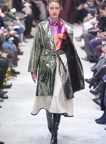 Arthur Arbesser Fall 2018 Fashion Show