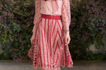 Luisa Beccaria Fall 2018 Fashion Show