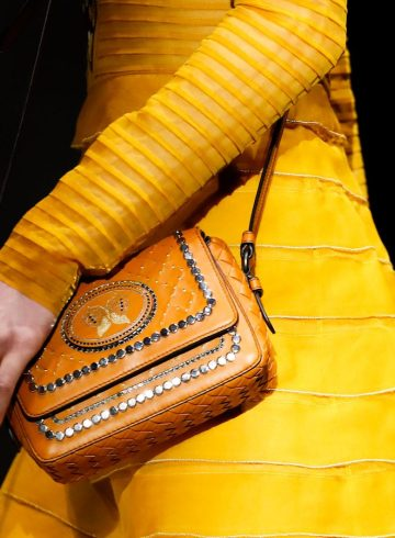 Bottega Veneta Fall 2018 Fashion Show Details