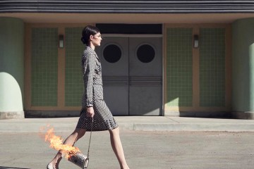 Reflections, Bottega Veneta SS18 campaign