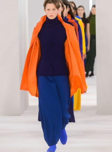 Jasper Conran Fall 2018 Fashion Show