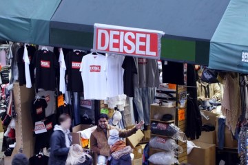 Diesel Opens Deisel, an Authentic Knock-Off Store on Canal Street