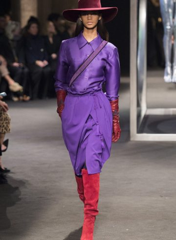 Alberta Ferretti Fall 2018 Fashion Show