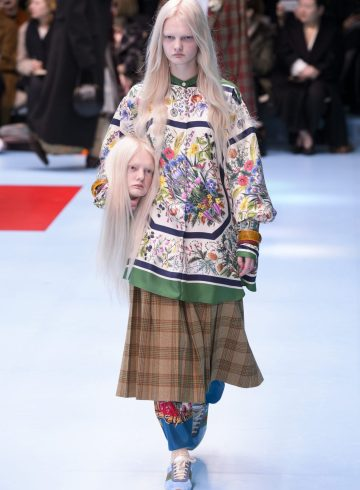 Gucci Fall 2018 Fashion Show