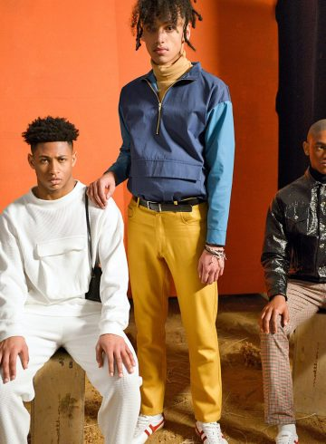 Head of State Fall 2018 Men's Fashion Show