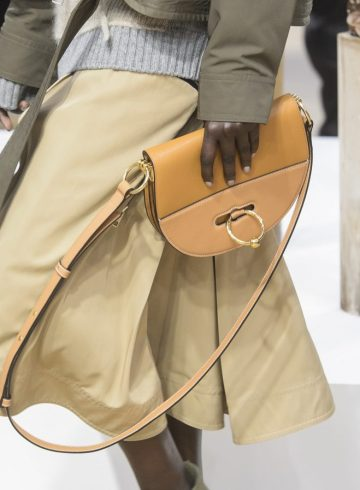JW Anderson Fall 2018 Fashion Show Handbags