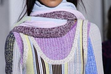 Knits that Pop - Fashion Trend Fall 2018 New York