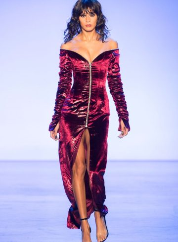 LaQuan Smith Fall 2018 Fashion Show