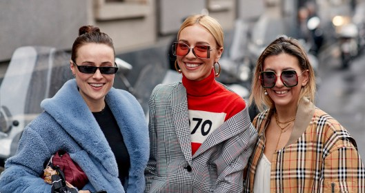 Milan Fashion Week Street Style Fall 2018 Day 2 Cont.