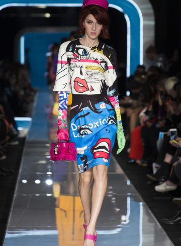 Moschino Fall 2018 Fashion Show