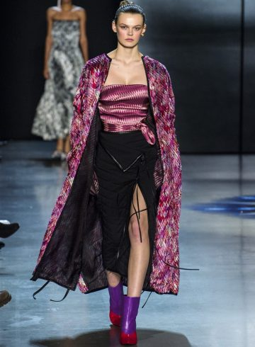 Parabal Gurung Fall 2018 Fashion Show