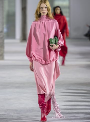 Tibi Fall 2018 Fashion Show