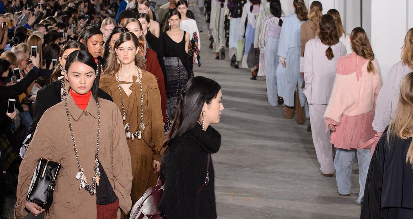 Top Breakout Models of New York Fall 2018 Fashion Week