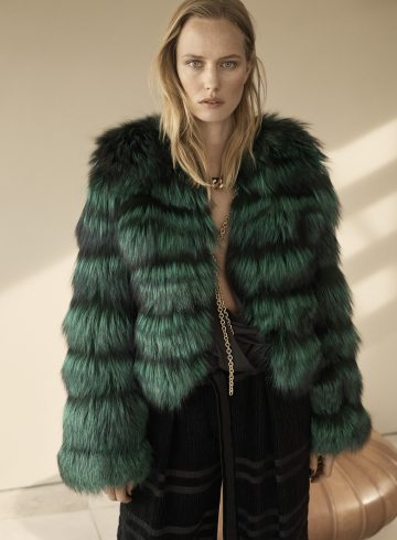 Amanda Wakeley Fall 2018 Fashion Show