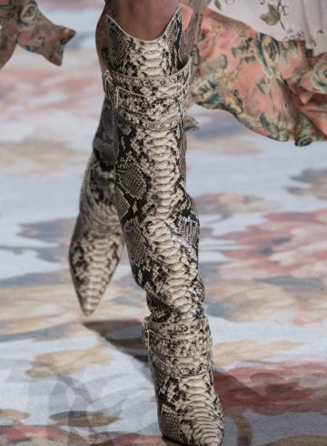 Zimmermann Fall 2018 Fashion Show Details