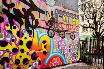 Coach Collaborates with NYC Street Artists to create a Mural Project