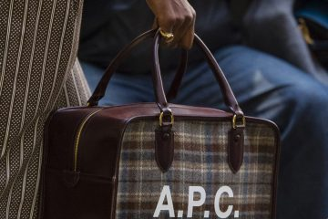 A.P.C. Fall 2018 Fashion Show Details