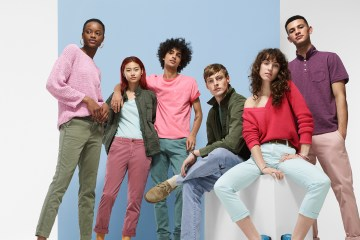 Gap and Yard NYC spring 2018 Ad Campaign