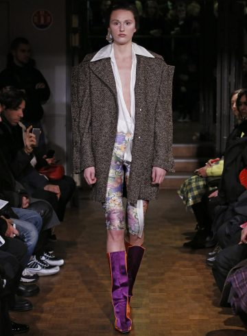 Neith Nyer Fall 2018 Fashion Show