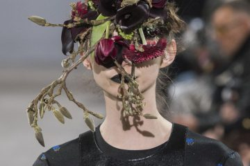 Noir Kei Ninomiya Fall 2018 Fashion Show Details