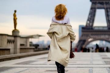 Paris Fashion Week Street Style Fall 2018 Day 5