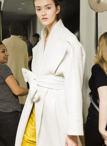 Poiret Fall 2018 Fashion Show Backstage Beauty