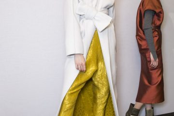 Poiret Fall 2018 Fashion Show Backstage