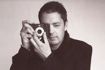 Marcus Wainwright shows his appreciation for Leica by designing a special Leica M Monochrom 'Stealth Edition'