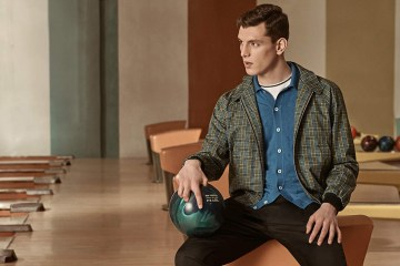 Mr Porter x Prada How to Win at Bowling