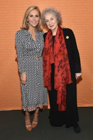 Tory Burch & Margaret Atwood