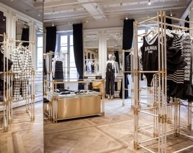 Balmain Milan Flagship Store