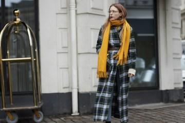 Copenhagen Fashion Week Street Style Fall 2018 Day 2