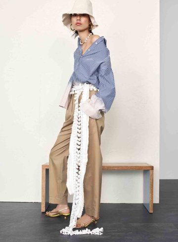 Derek Lam 10 Crosby Resort 2019 Collection