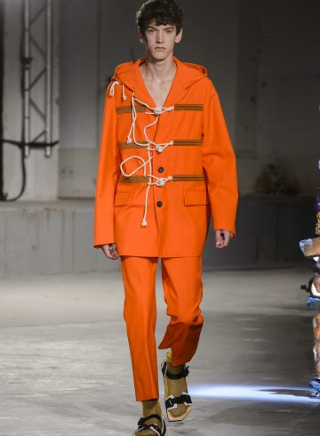 Acne Studios Spring 2019 Men's Fashion Show