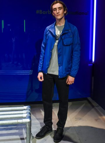 Barbour International Spring 2019 Men's Fashion Show