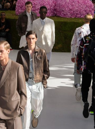 Dior Homme Spring 2019 Men's Fashion Show Atmosphere