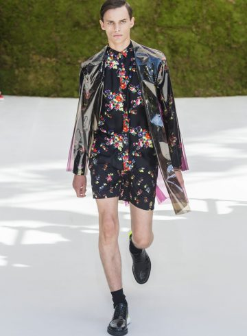 Dior Homme Spring 2019 Fashion Show Men's