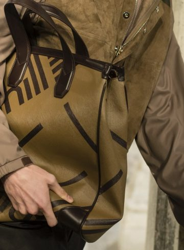 Dunhill London Spring 2019 Men's Fashion Show Details