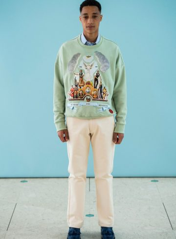 E. Tautz Spring 2019 Men's Fashion Show